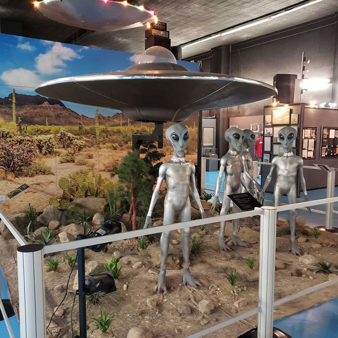 International UFO Museum and Research Center New mexico destinations you should go to
