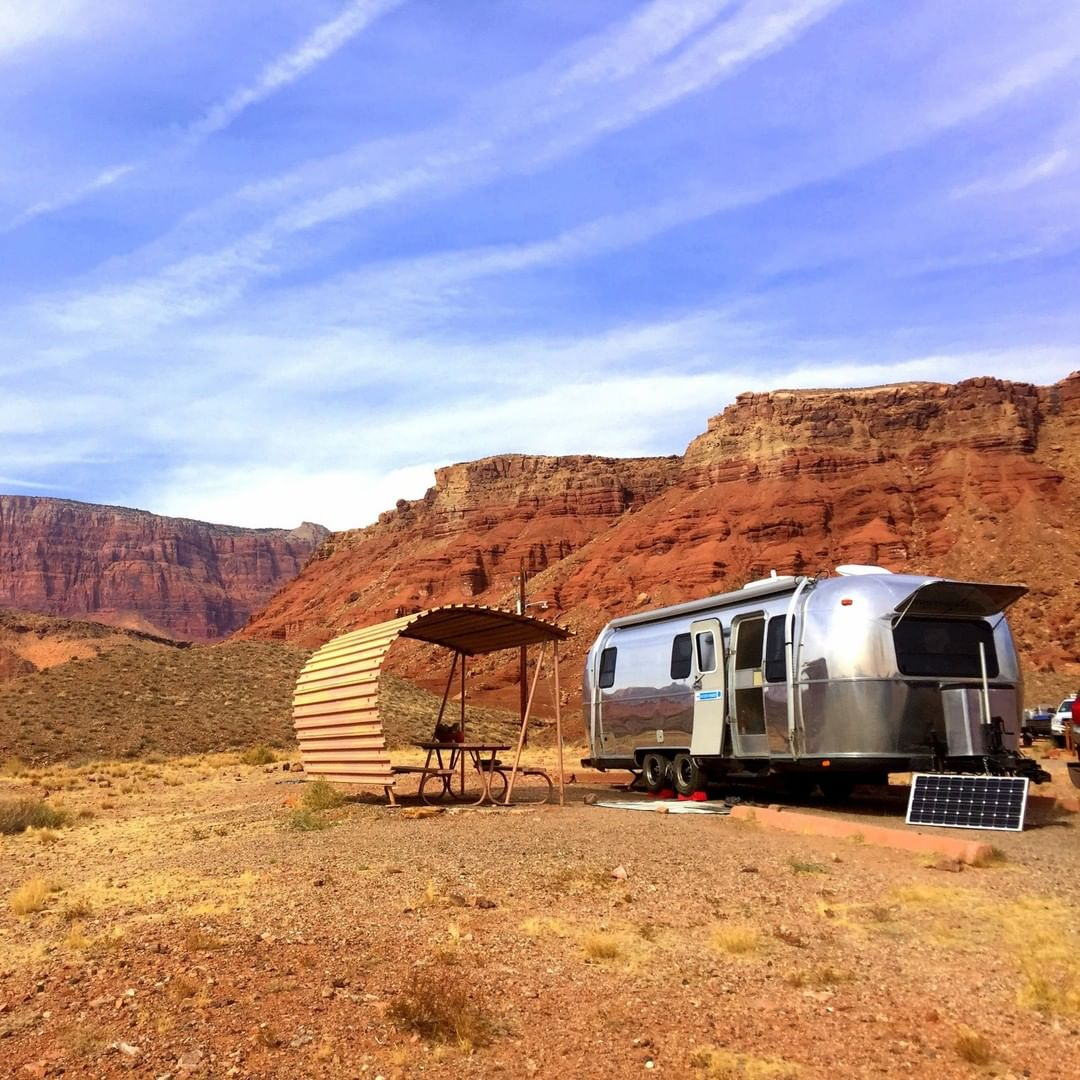 Lees Ferry Campground arizona campgrounds