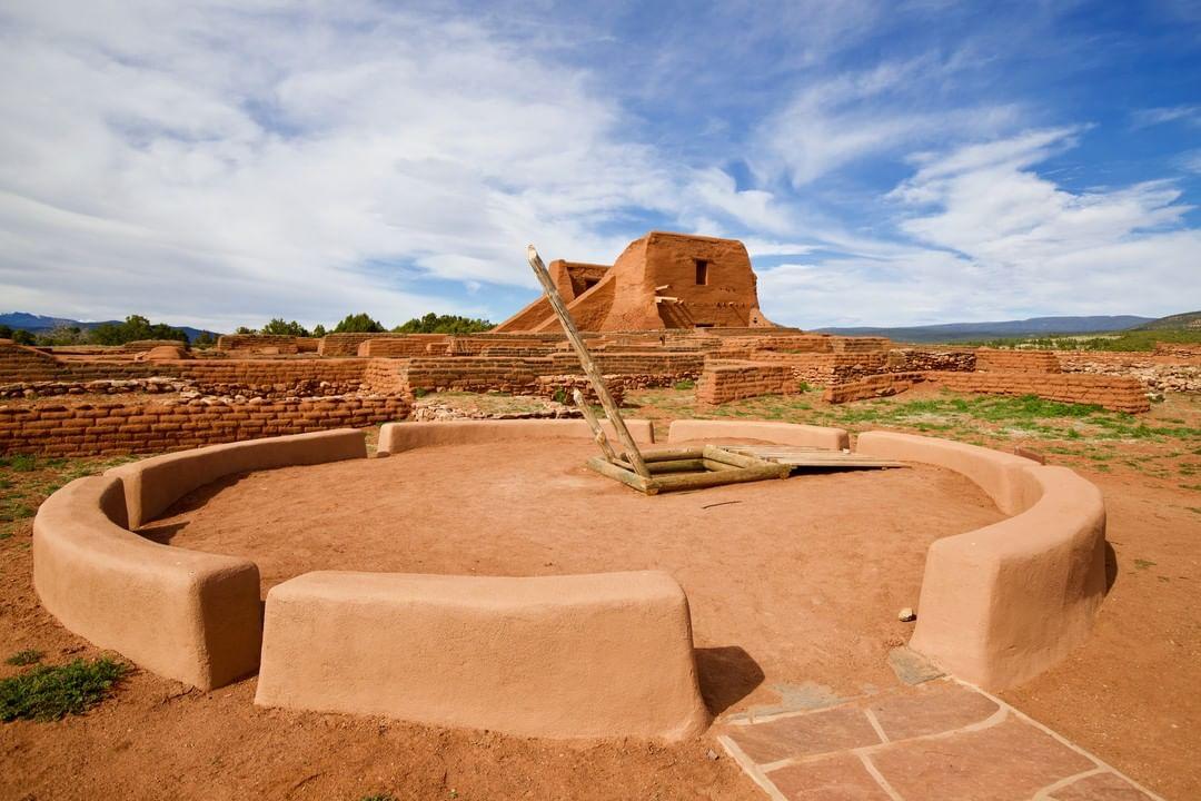 Pecos National Historical Park New Mexico destinations