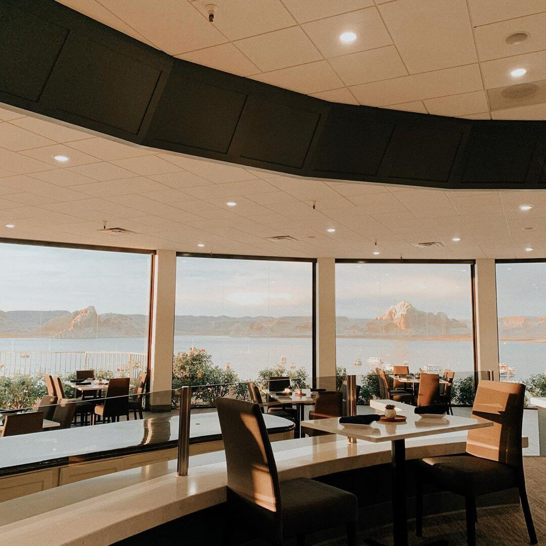 Rainbow Room az waterfront restaurants in arizona
