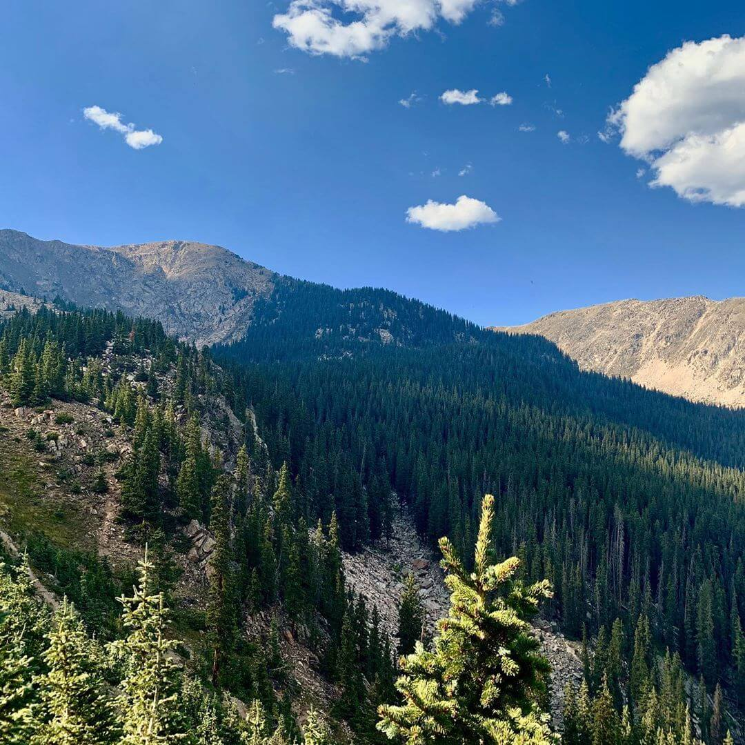 Santa Fe Baldy new mexico wilderness nature spots in New Mexico