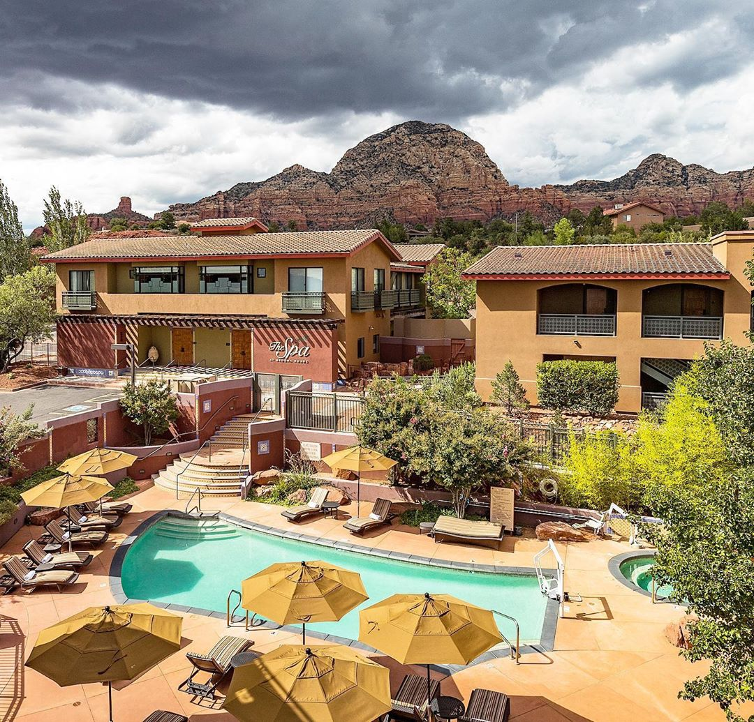 Sedona Rouge Hotel and Spa boutique hotels in arizona