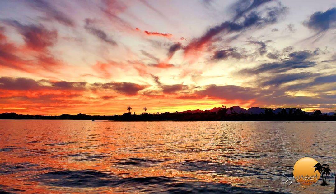 Sunset Lighthouse Tour Lake Havasu az