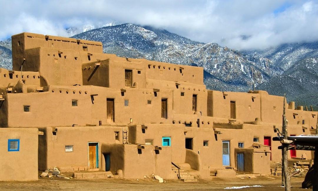 Taos Pueblo must visit New Mexico destinations