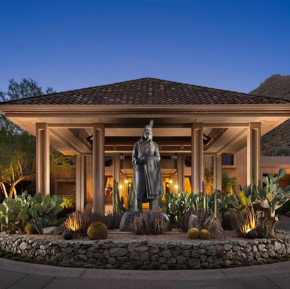 The Canyon Suites at The Phoenician az