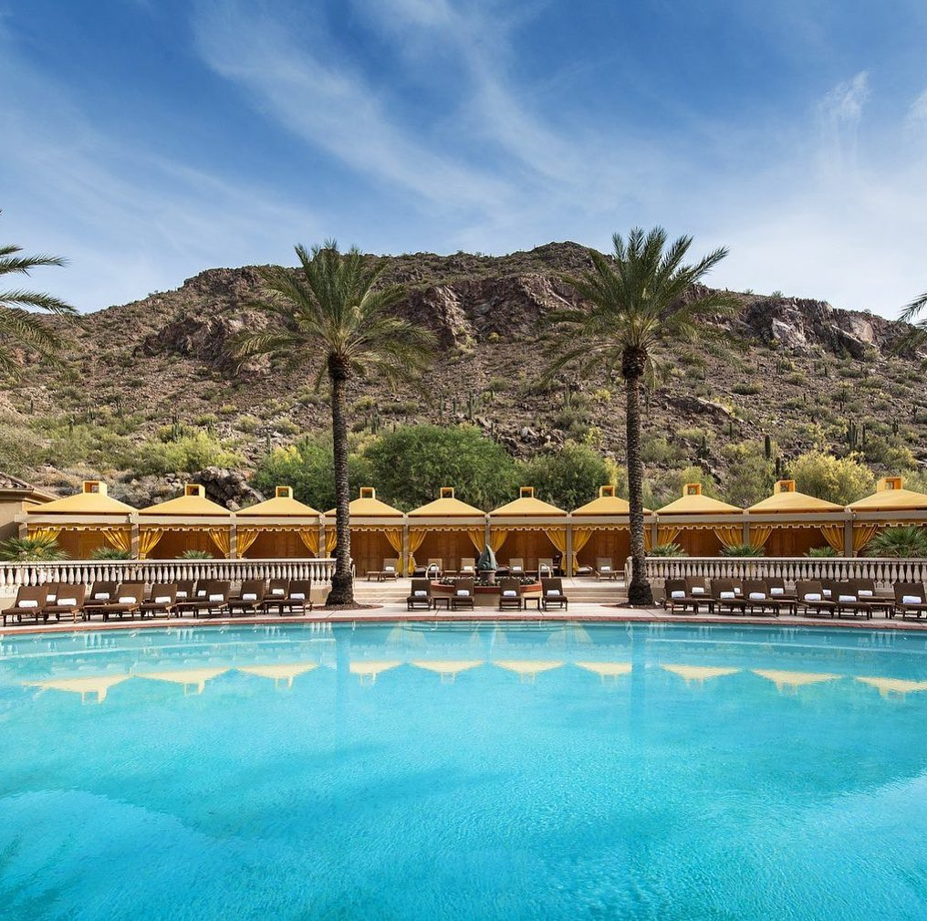 The Canyon Suites at The Phoenician boutique hotels in arizona
