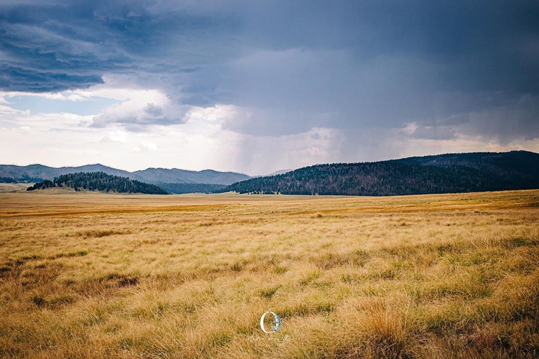 Valles Caldera must-see places in new mexico