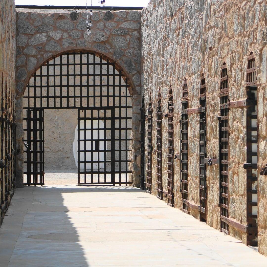 Yuma Territorial Prison arizona roadtrip