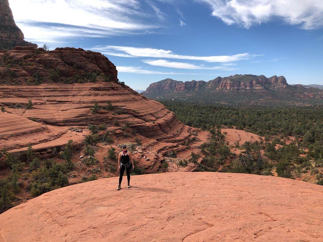 arizona hiking sedona