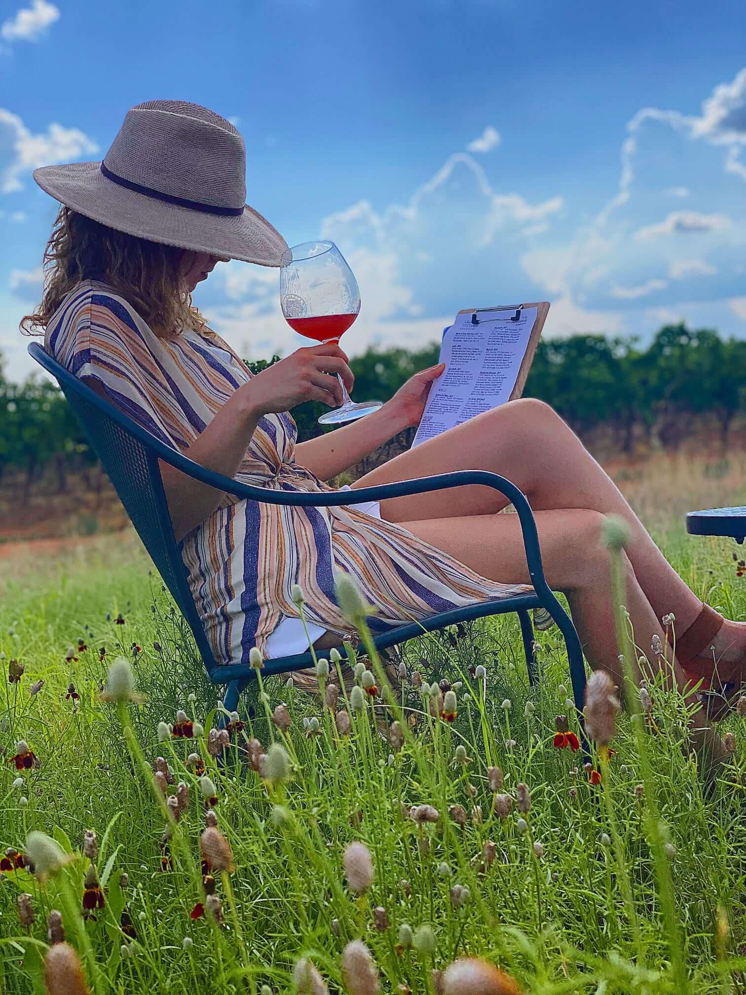 Callaghan Vineyards wine-tasting in arizona
