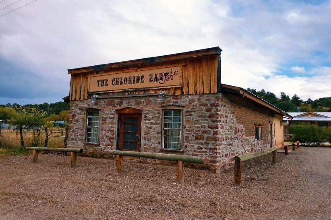 Chloride ghost towns in new mexico