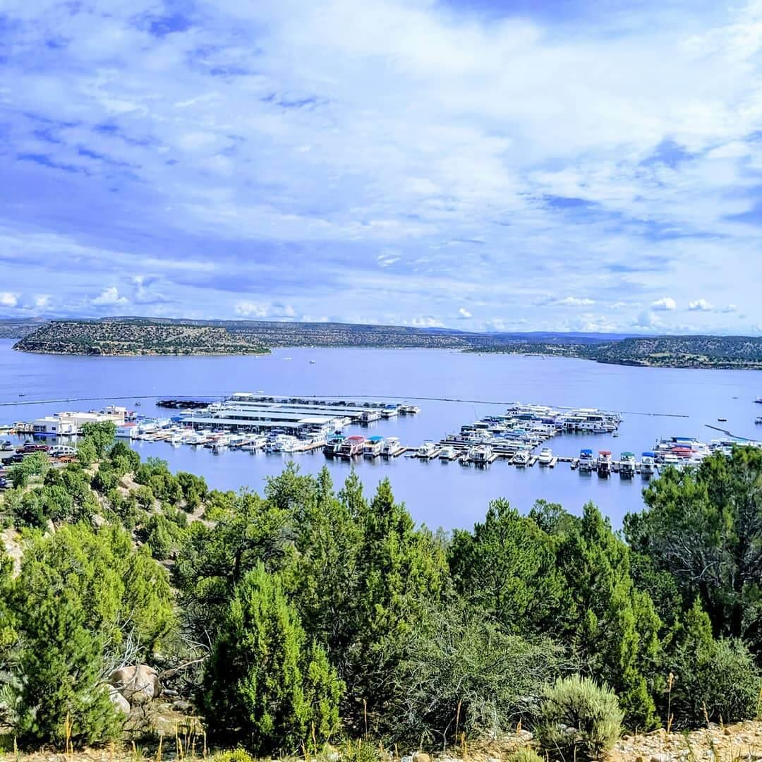 Navajo Lake new mexico