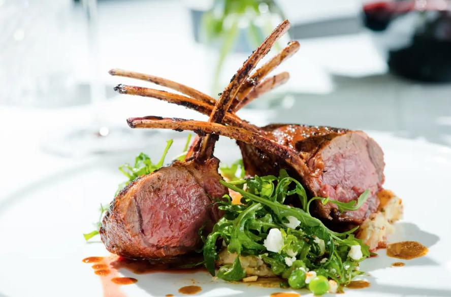 New Zealand Lamb Rack recipe
