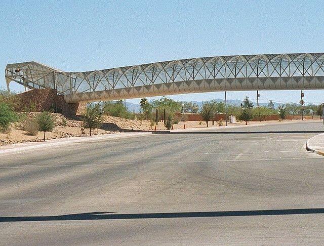 Rattlesnake Bridge large things in arizona