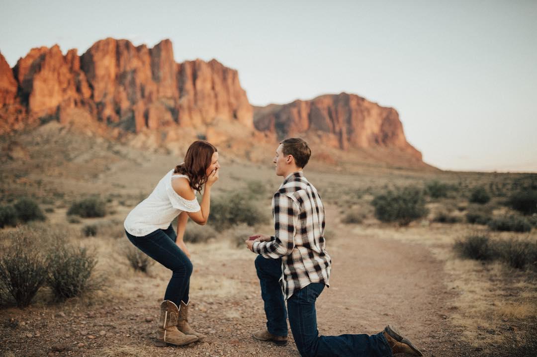 Superstition Mountains arizona proposals