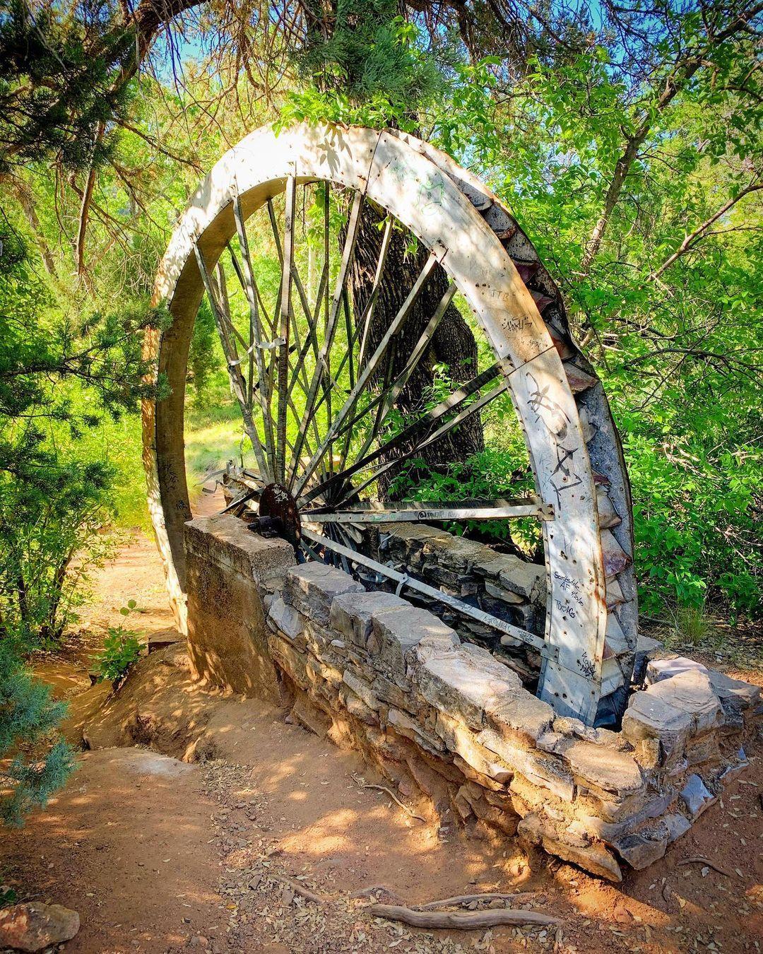 Water Wheel Payson az