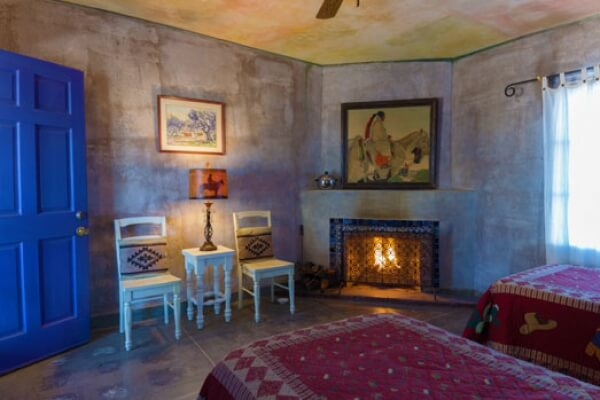 Zane Grey Retreat room rancho de la osa