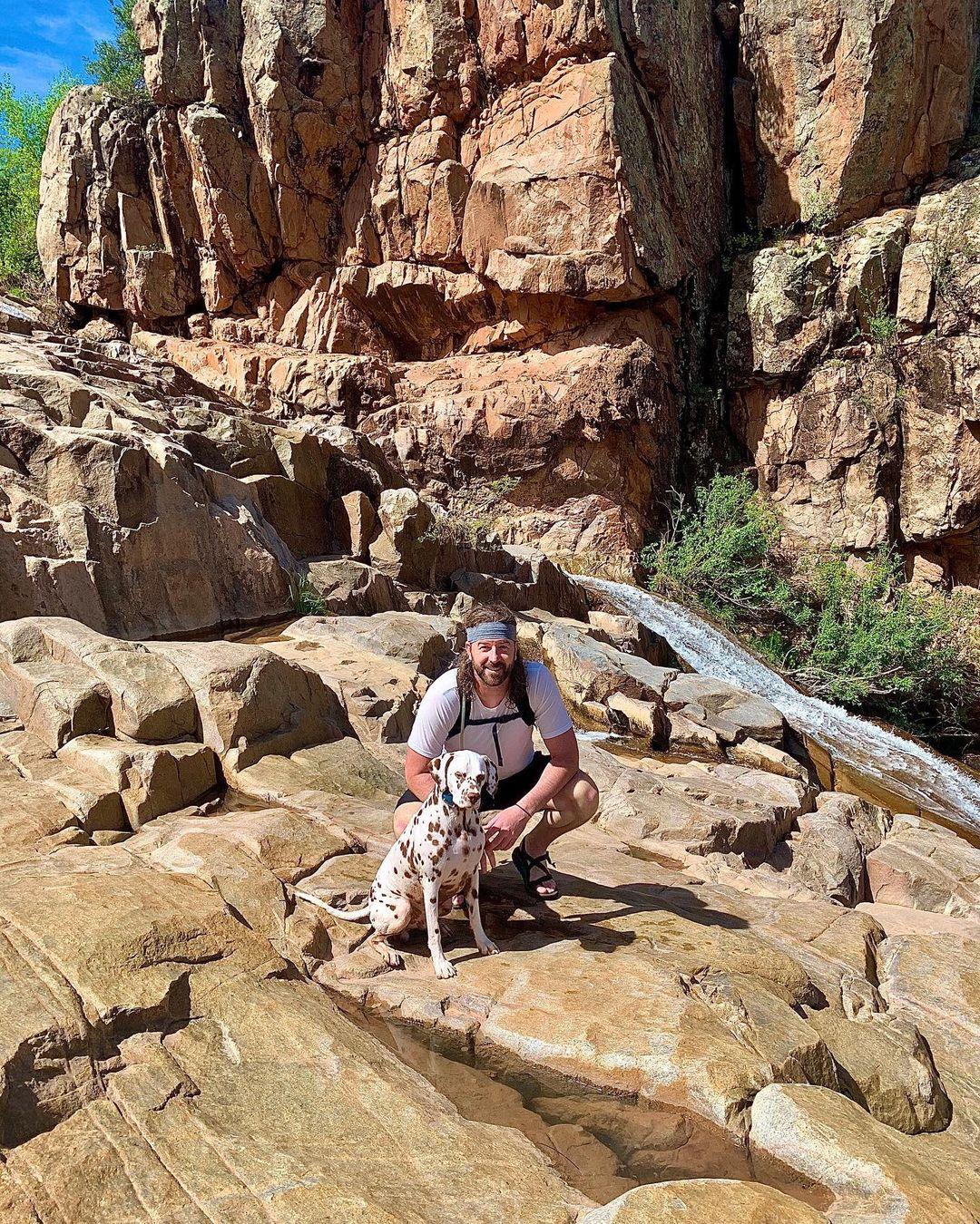 dog friendly hike in arizona