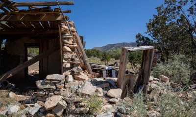 ghost town golden new mexico