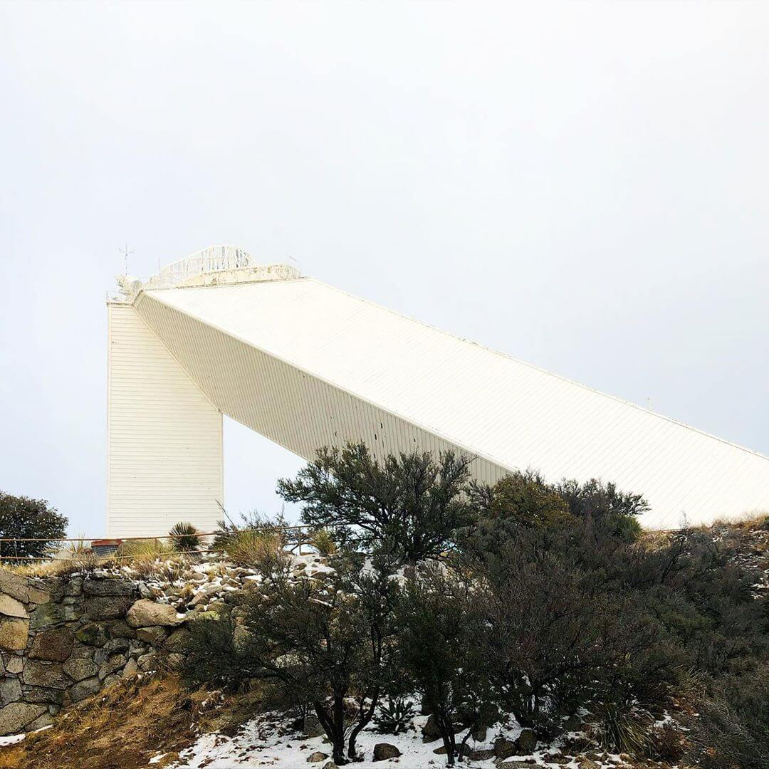 largest solar telescope in the world large things in Arizona