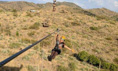 zipline in Arizona