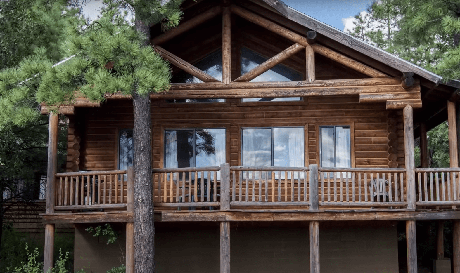 Arizona Cabin pinetop