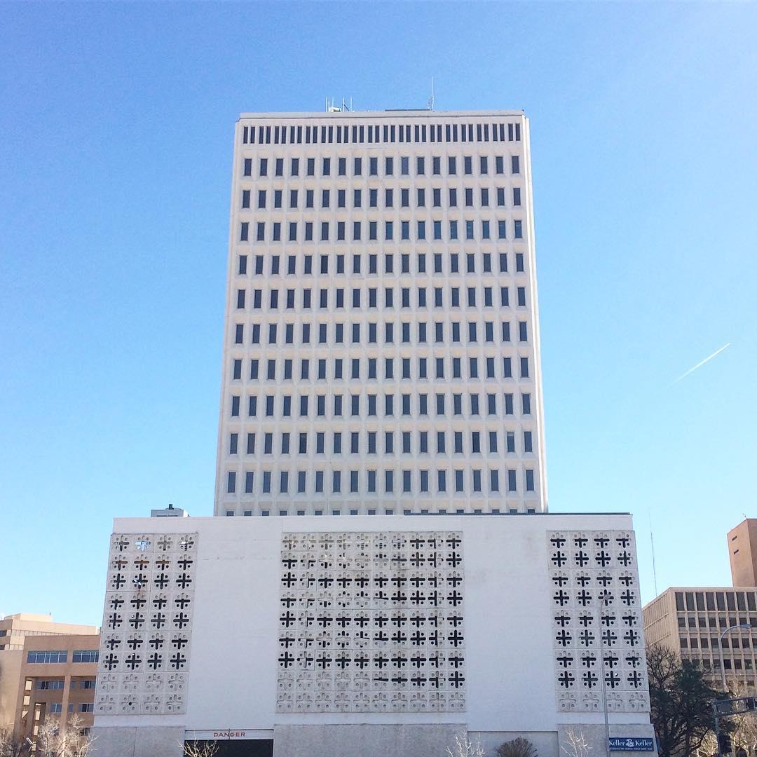 Compass Bank Building tallest buildings in albuquerque