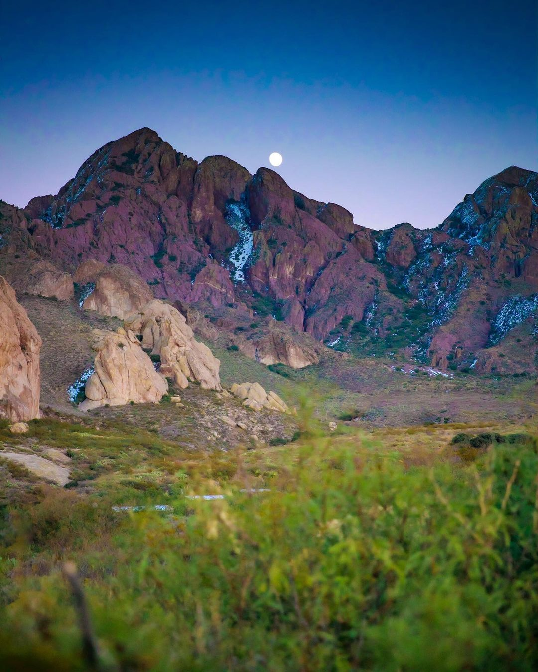 Dripping Springs Trail beautiful hikes in new mexico