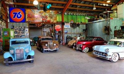 Dwarf Car Museum interesting arizona