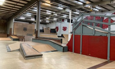 Indoor skating az