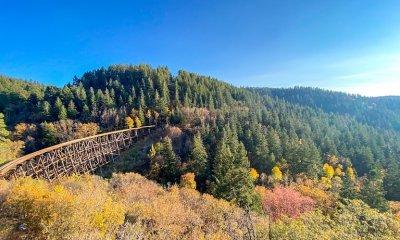 Mexican Canyon Trestle new mexico