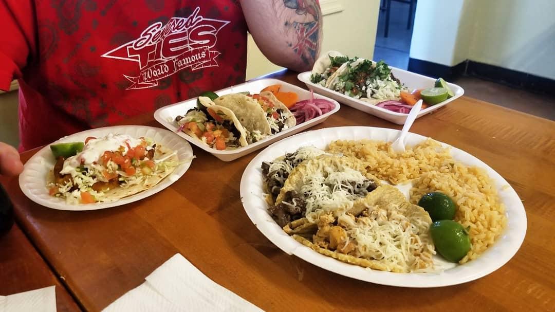 Mexican Food in Arizona