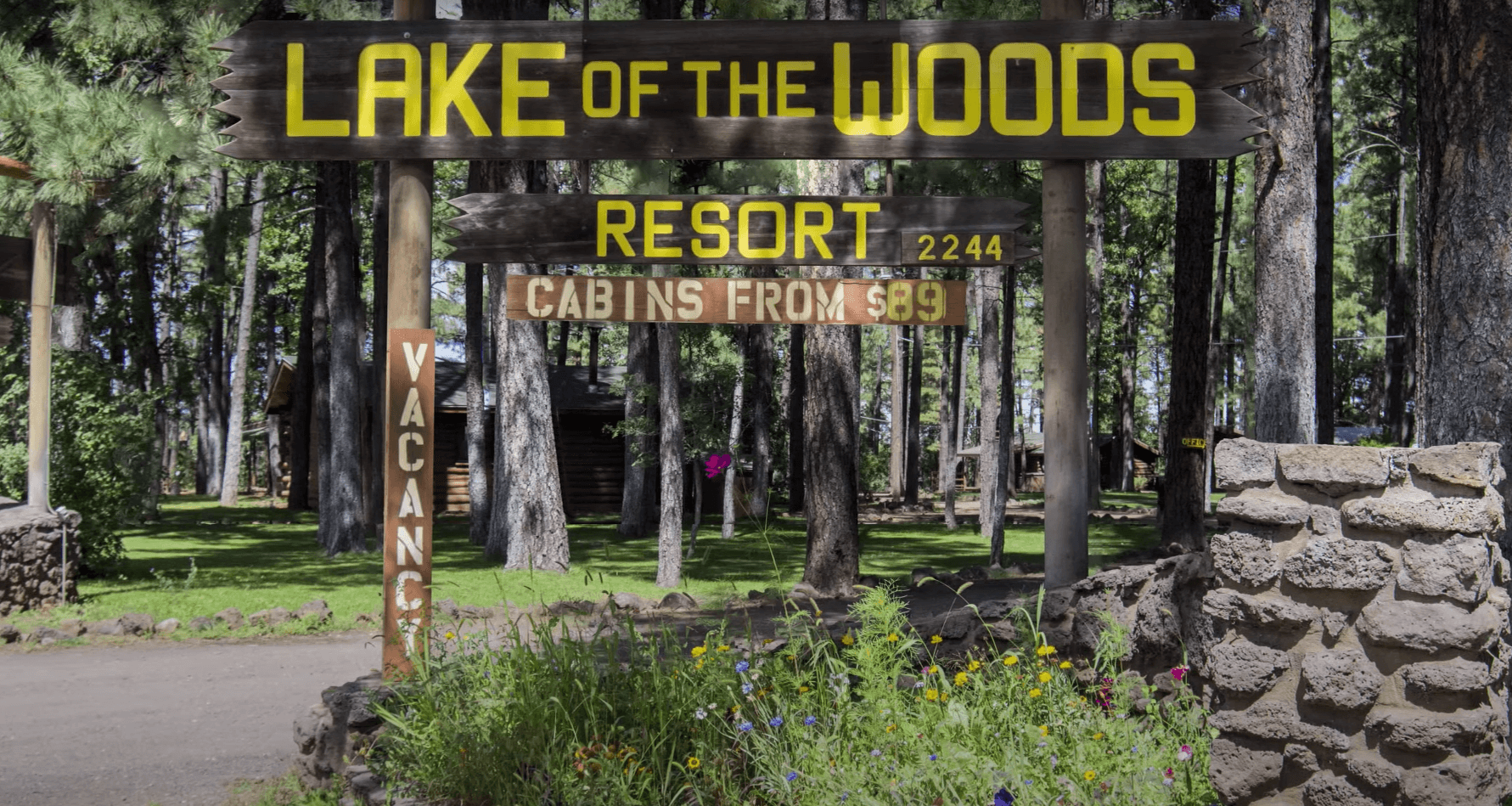 Resort Arizona Lake of the Woods