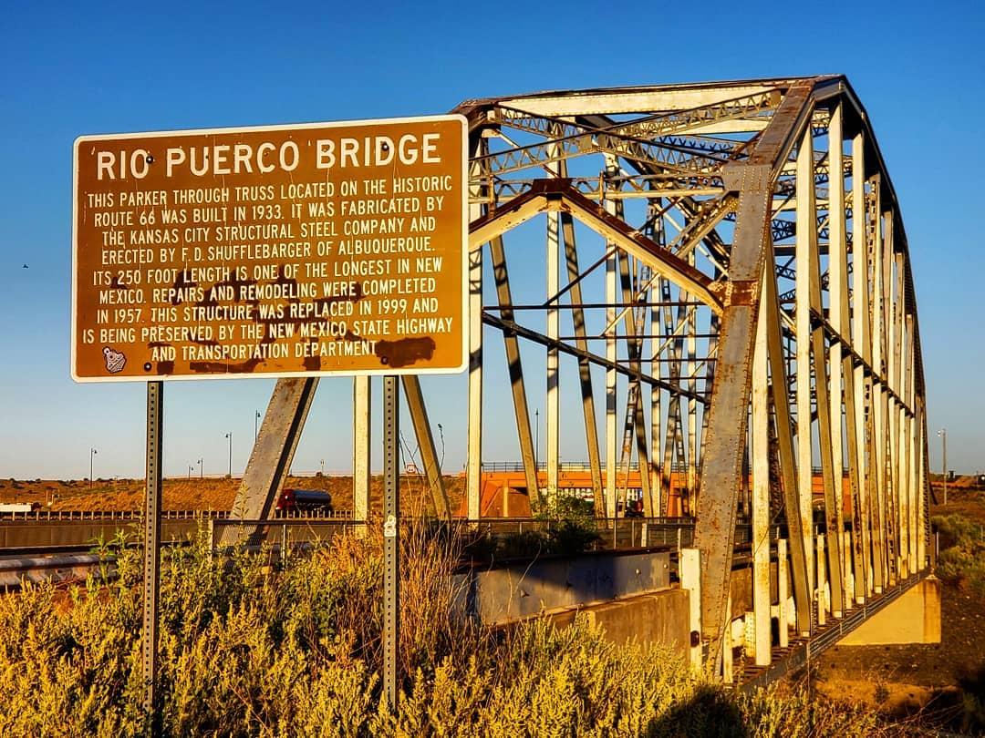 Rio Puerco Bridge nm