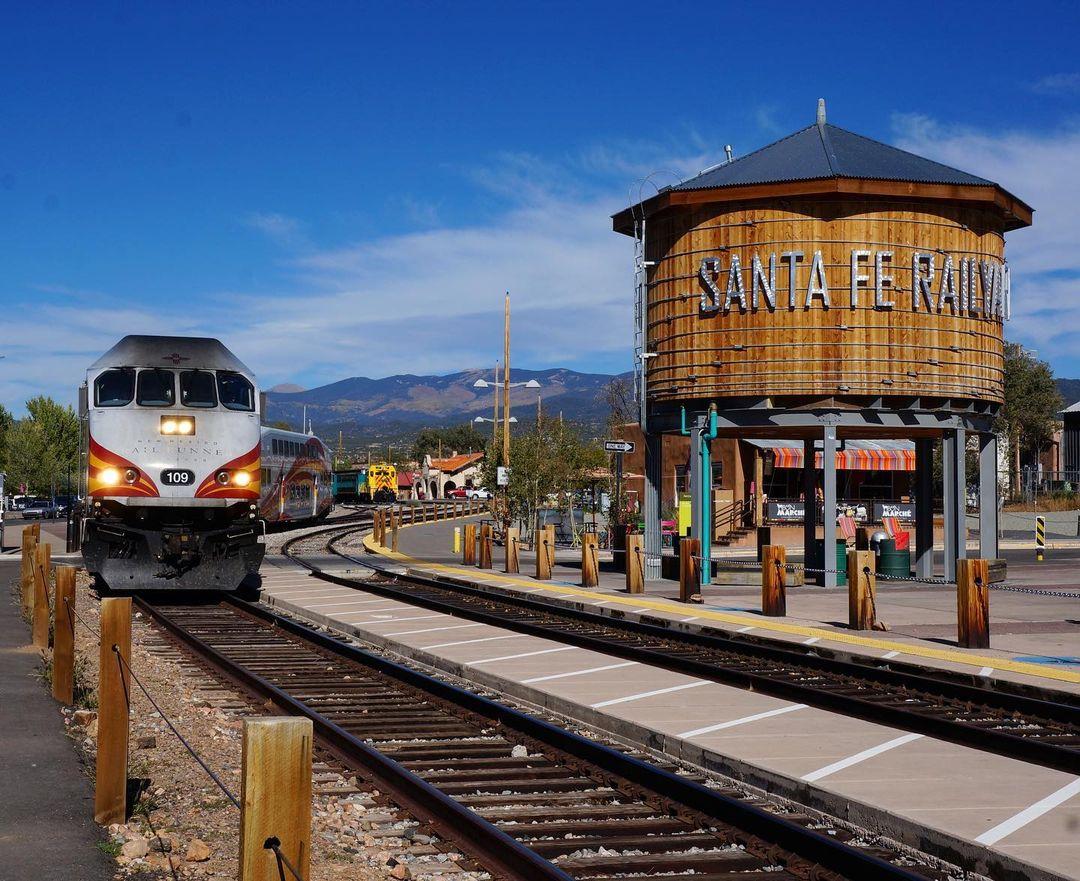 Santa Fe Depot Railyard District