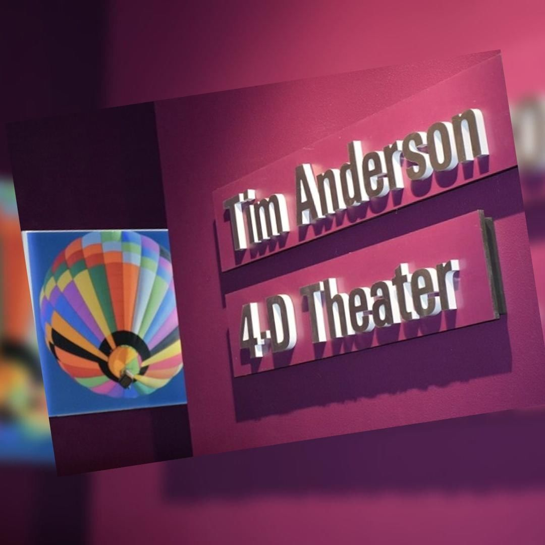 Tim Anderson 4-D Theater