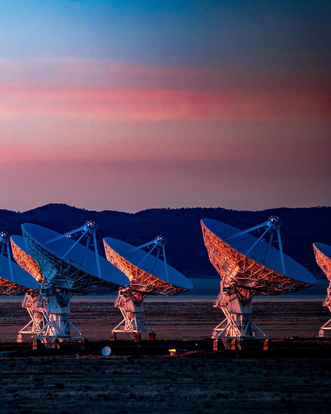 Very Large Array nm