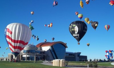 abq International Balloon Museum nm