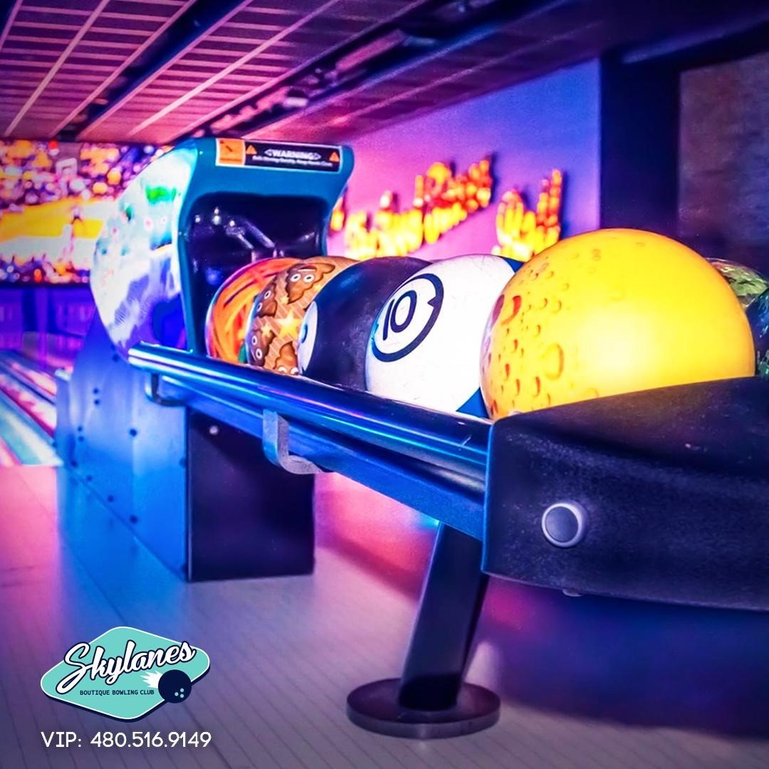 high tech bowling