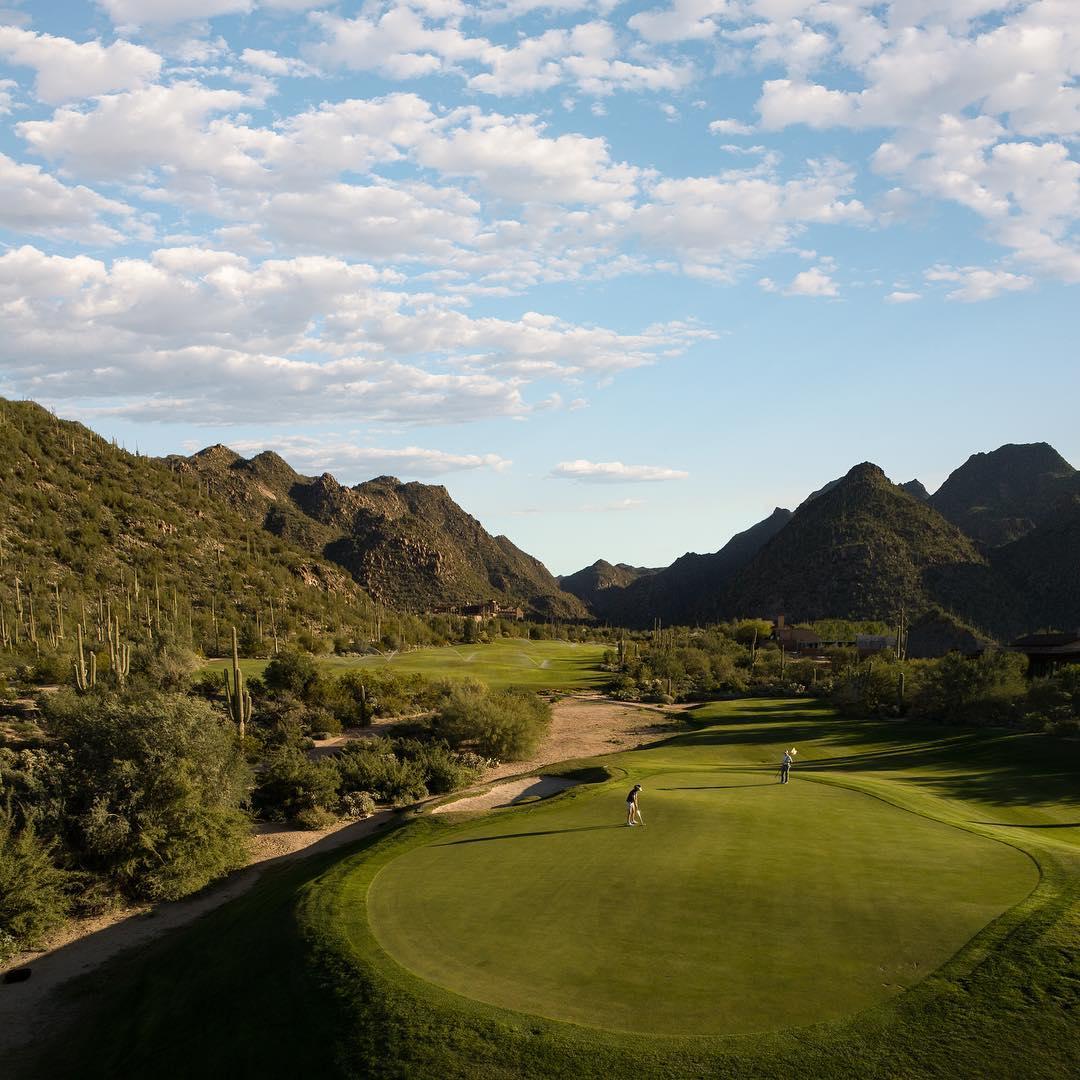 Arizona Golf Course marana