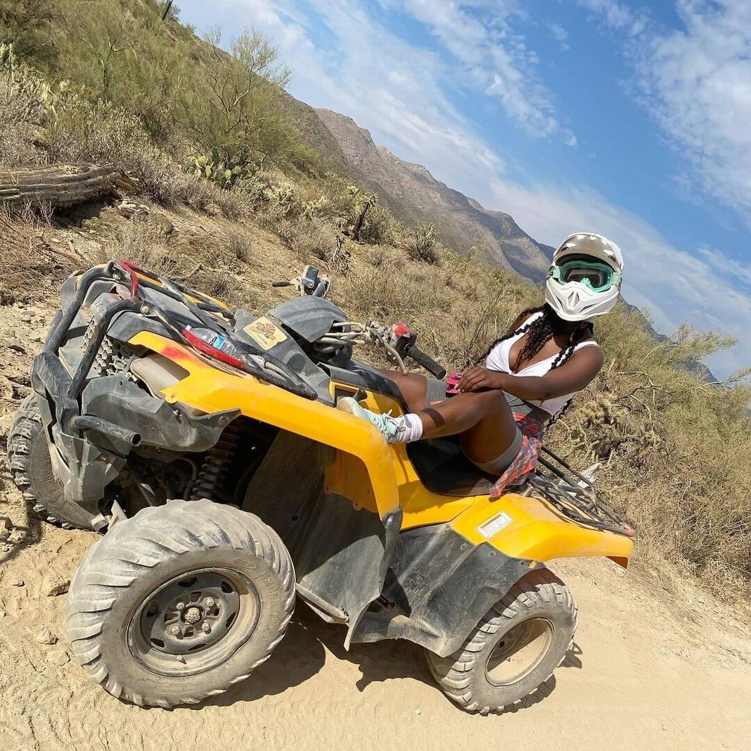 Arizona Outdoor Fun ride desert