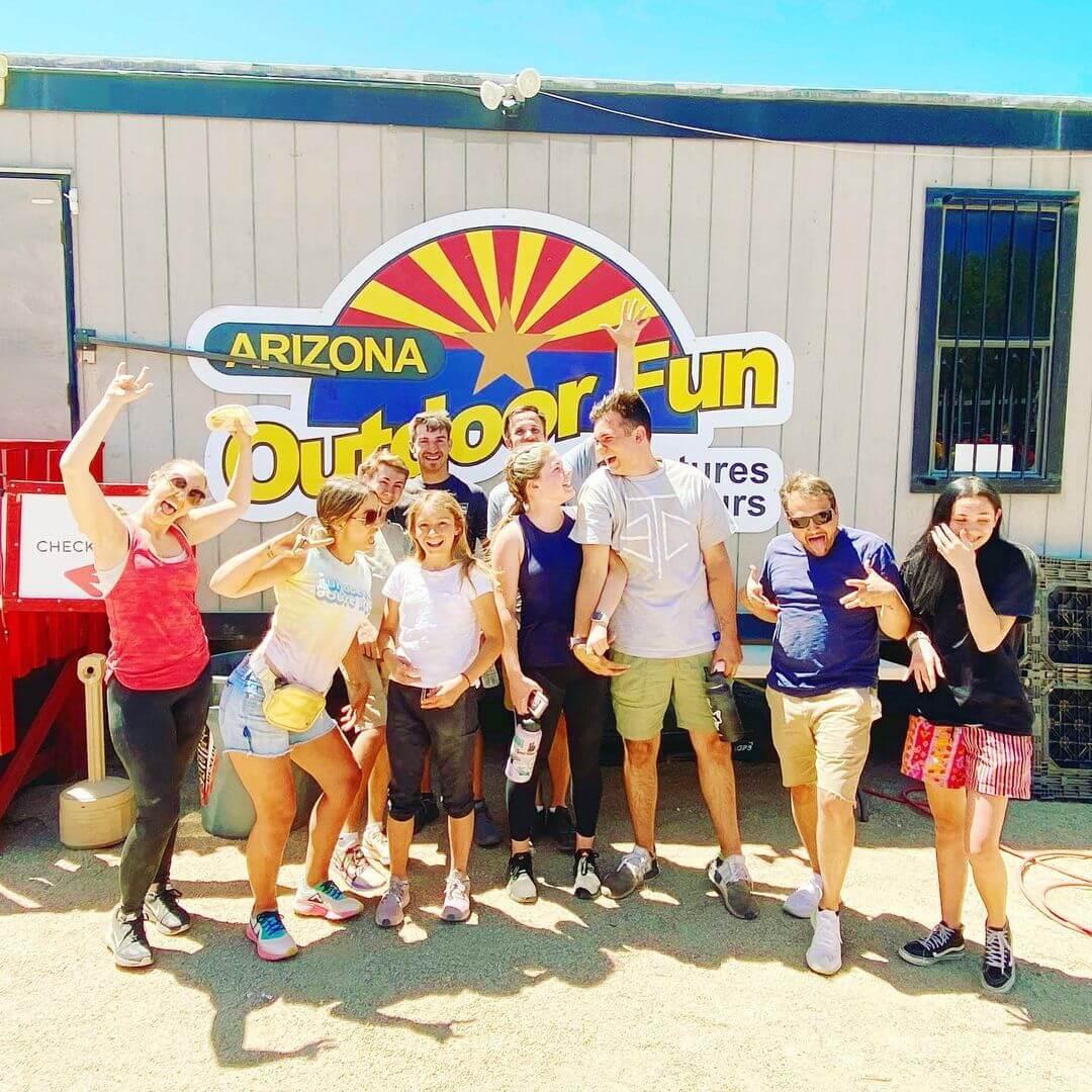 Arizona Outdoor Fun