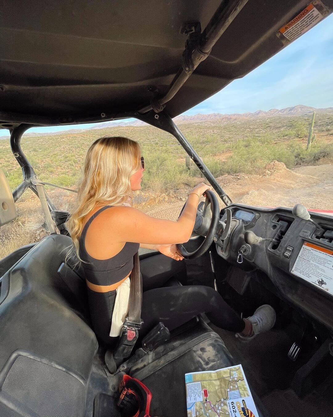 Arizona desert ATV tour az