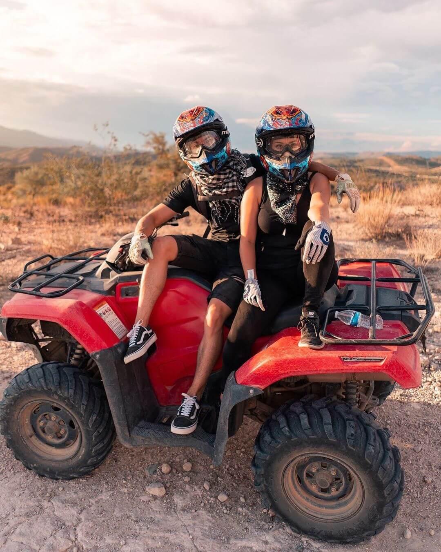 Arizona desert ATV tour
