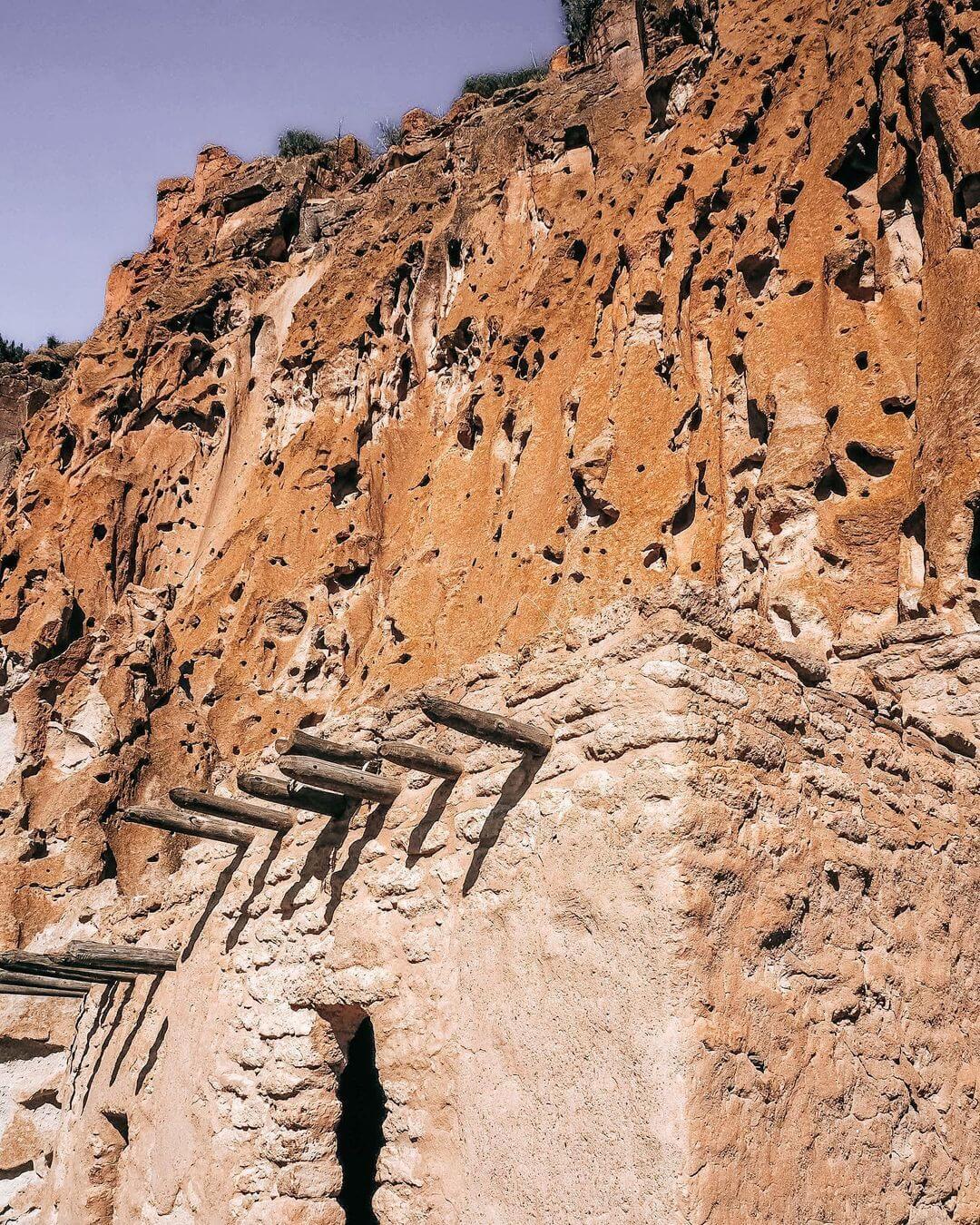 Bandelier National Monument destination