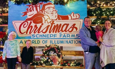 Christmas at Schnepf Farms az