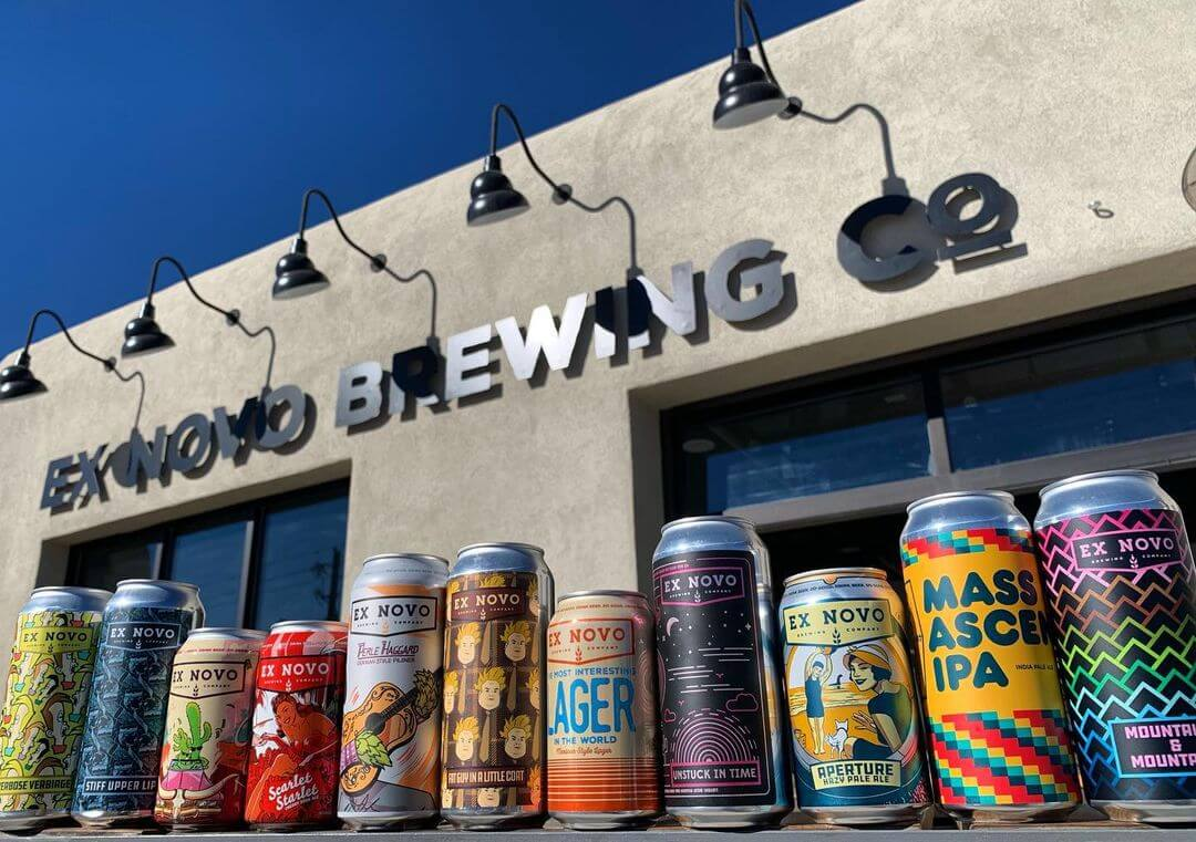 Ex Novo Brewing Company New Mexico Craft Breweries