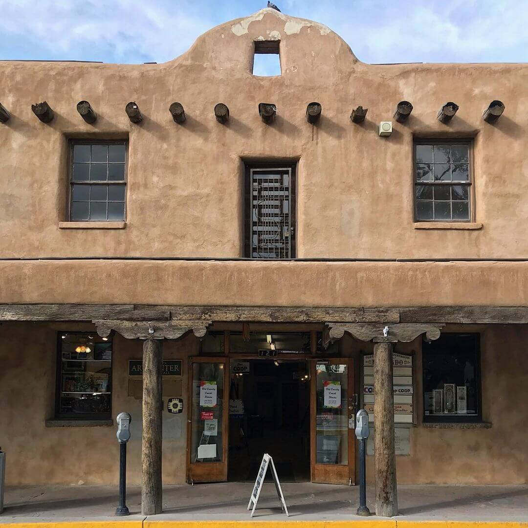 Historic Taos Jail and Old Courthouse nm