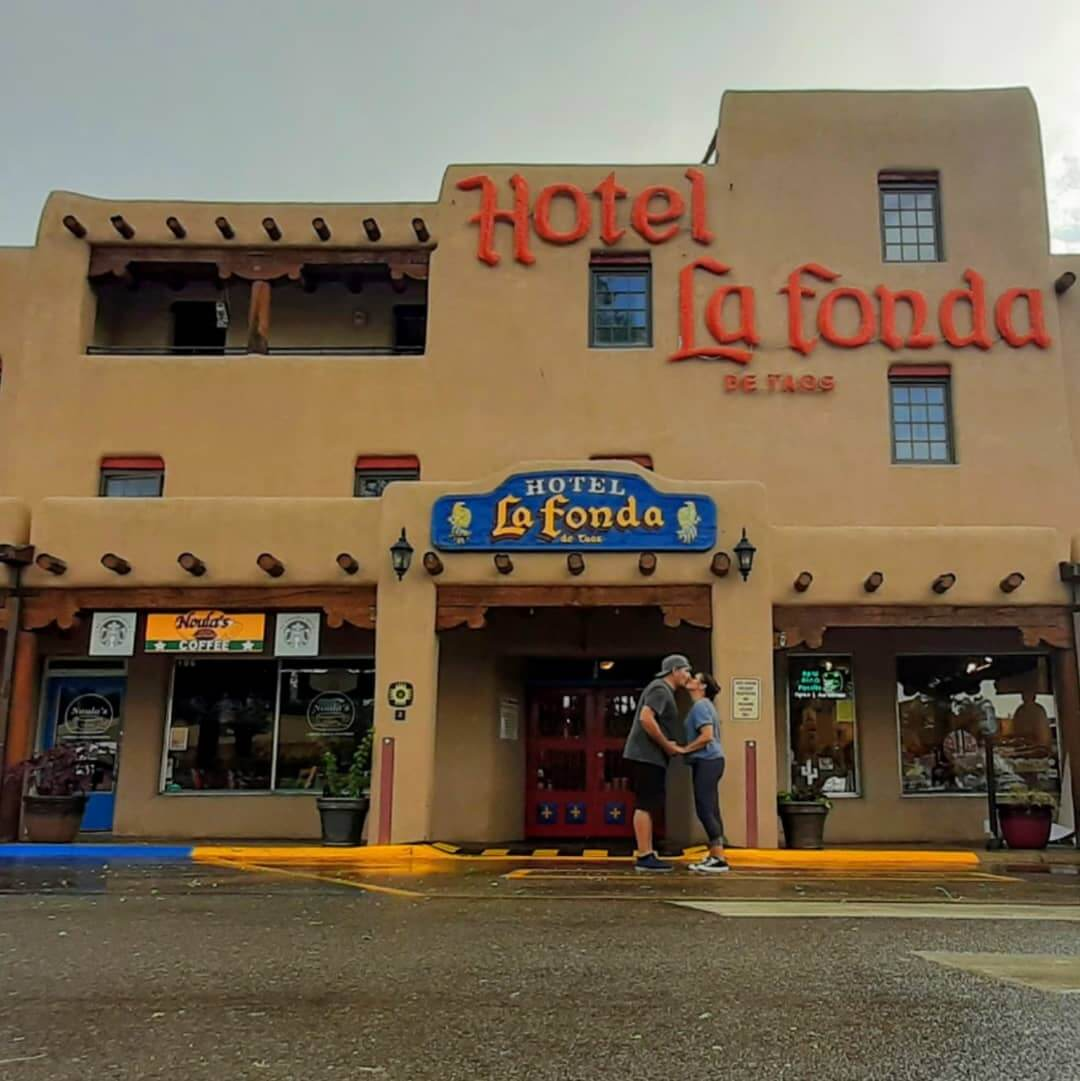 Hotel La Fonda de Taos new mexico