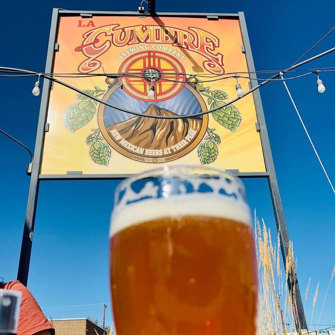 New Mexico Craft Breweries la cumbre